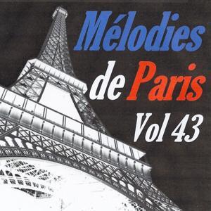 Mélodies de Paris, vol. 43