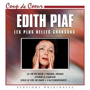 Edith Piaf (Les plus belles chansons)