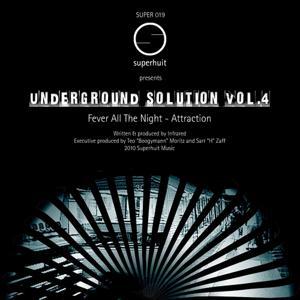 Underground Solution, Vol. 4