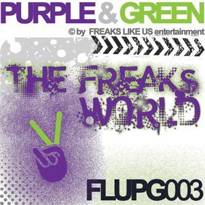 Purple & Green The Freaks World