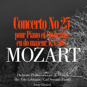 Mozart: Concerto No. 25 pour Piano et Orchestre en do majeur, K.V. 503