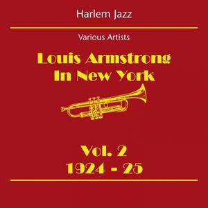 Harlem Jazz (Louis Armstrong In New York Volume 2 1924-25)