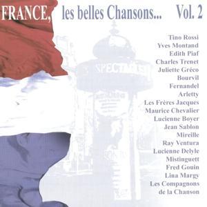 France, Les Belles Chansons...Volume 2