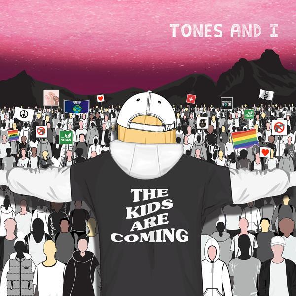 Альбом «The Kids Are Coming» - слушать онлайн. Исполнитель «Tones And I»