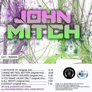 John Mitch - EP