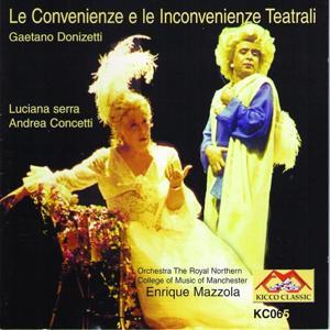 Le convenienze e inconvenienze teatrali